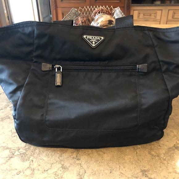 427dd4d636 Prada Nylon Tote Bag NWT